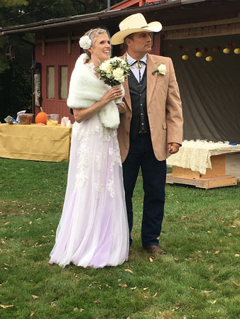 Maura's Country Wedding