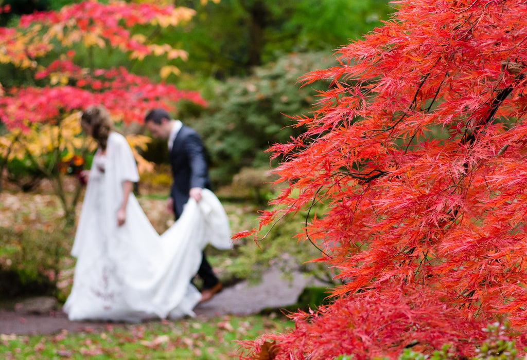 Romantic Autumn Wedding Inspiration