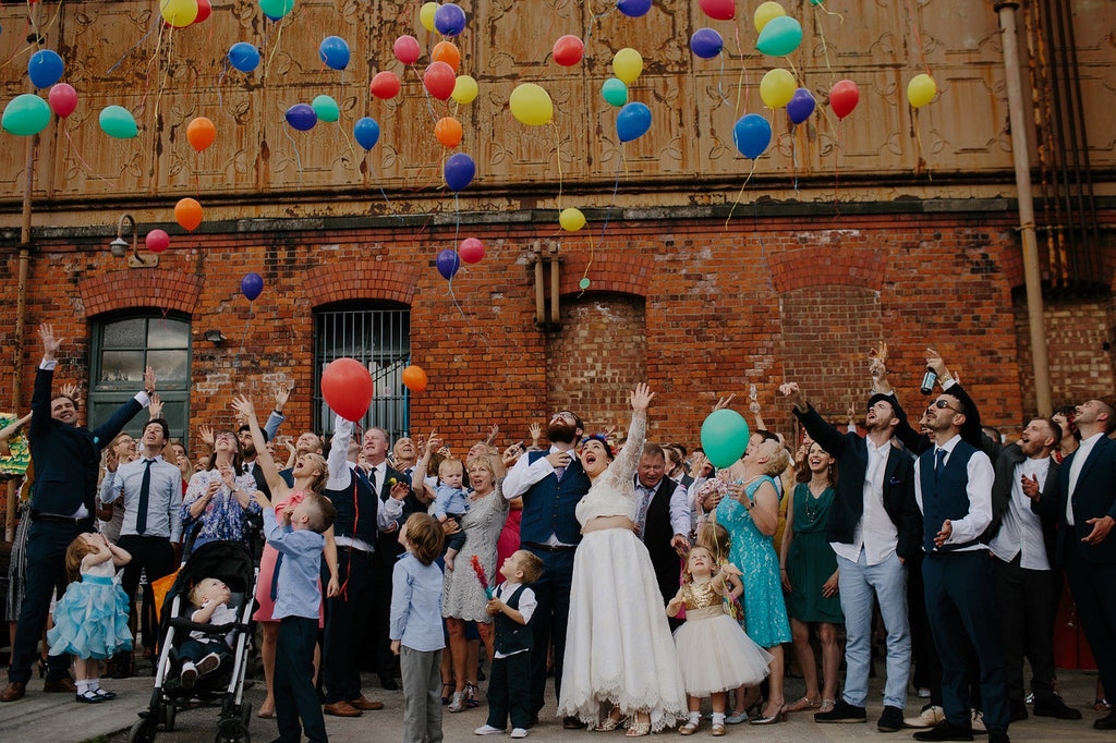 Festival Theme Wedding Ideas