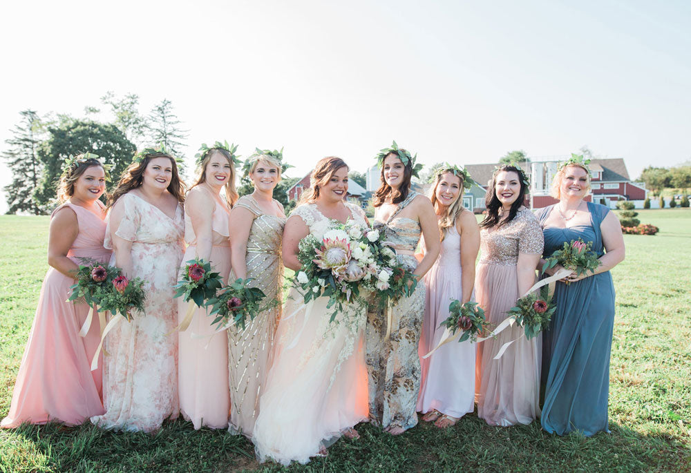 Anna's Farm Wedding