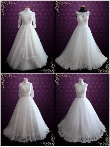 Custom Princess Wedding Dresses