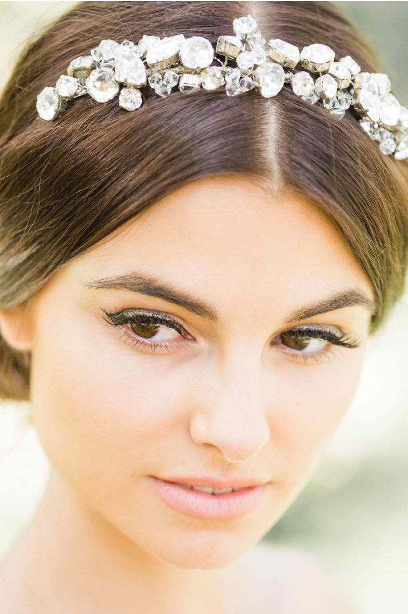 Ballerina Bride Makeup
