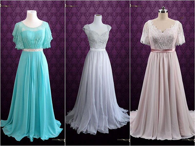 Church Bridesmaid Dresses