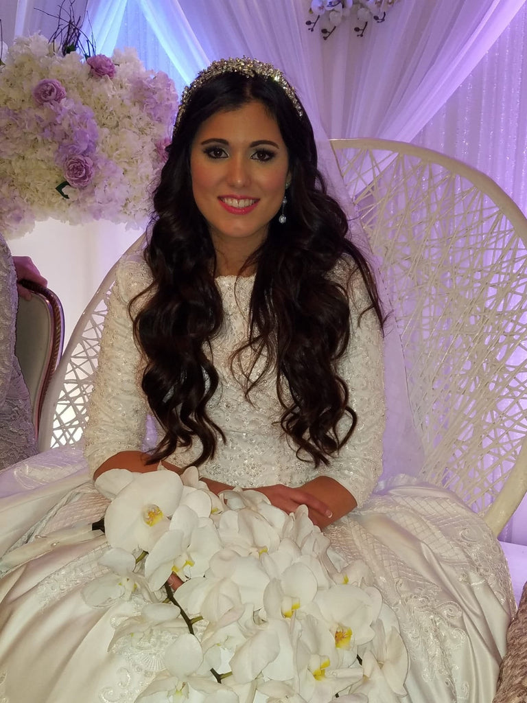 Dina's Princess Wedding