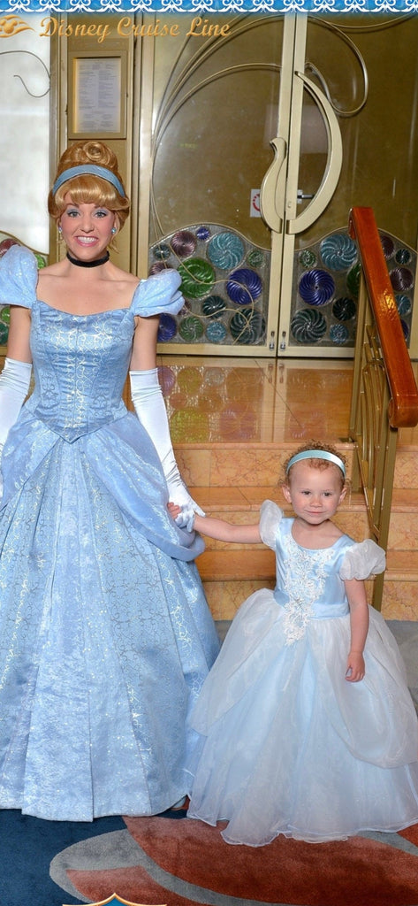 Disney Cruise with Cinderella Princess