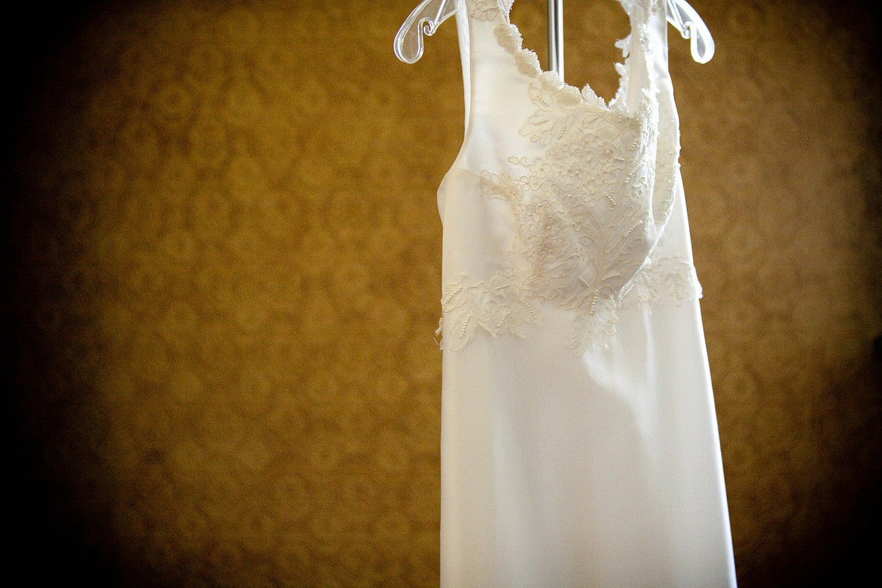 Simple Wedding Dresses for an Intimate Ceremony