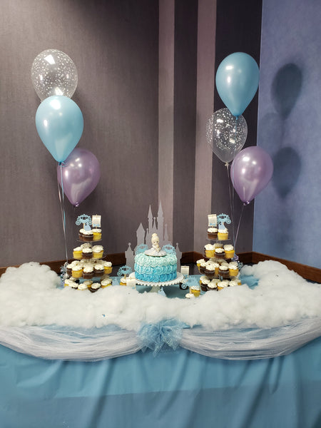Cinderella Princess Party Decoration