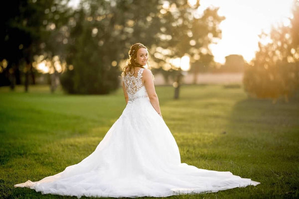 Annise's Wedding Dress