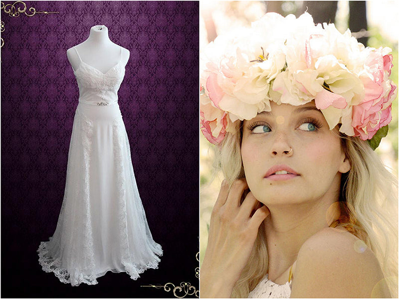 Cool Wedding Dresses for the Indie Bride – ieie