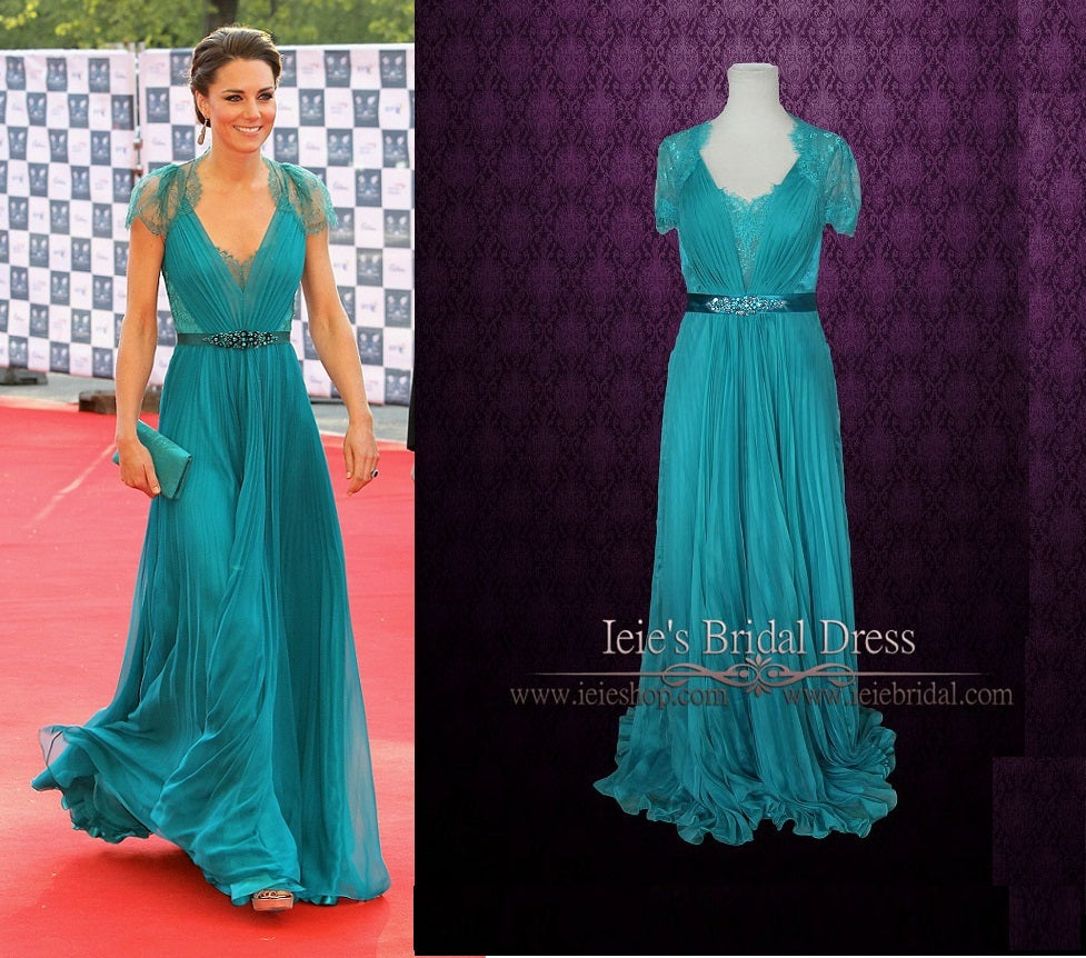 The Kate Middleton Style Formal Evening Dress – ieie