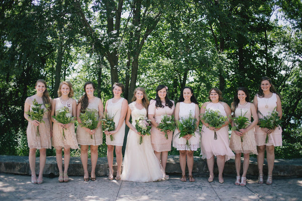 Korynne Enchanted Forest Wedding