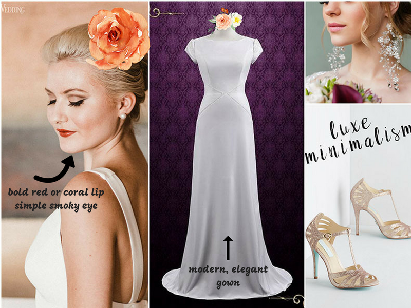 Luxe Minimalist Bridal Style Guide