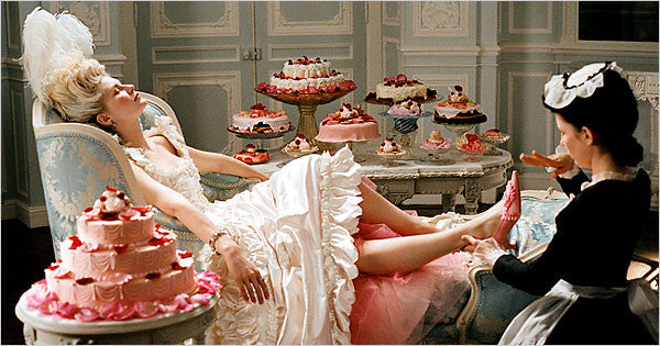 Dessert Tables fit for Marie Antoinette
