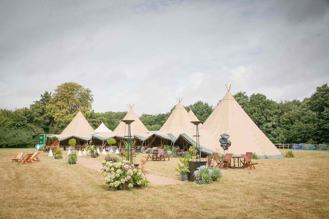 Festival Wedding Tents