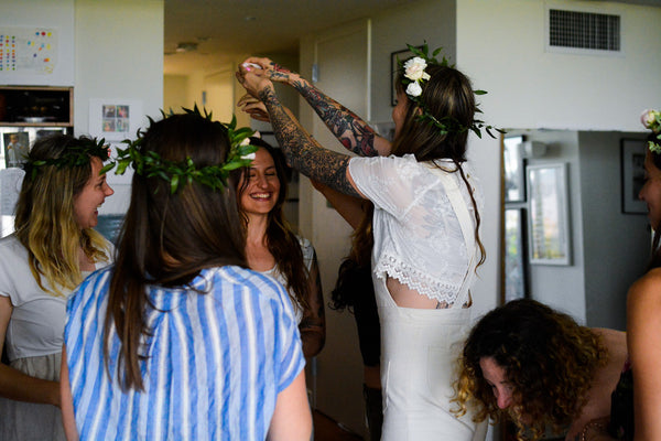 Bridal Shower Blessing Way