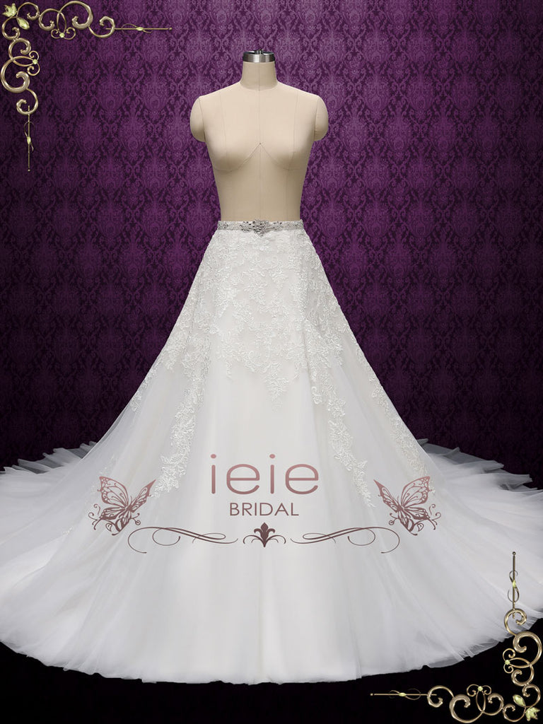 Purchase Convertible Wedding Dresses Detachable Skirts Up To 66 Off