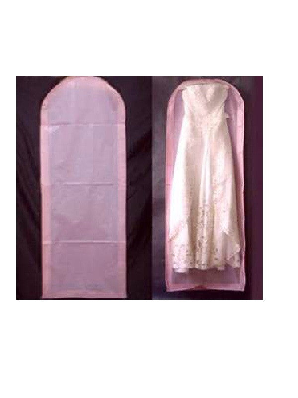 Pink Wedding Evening Gown Garment Bag