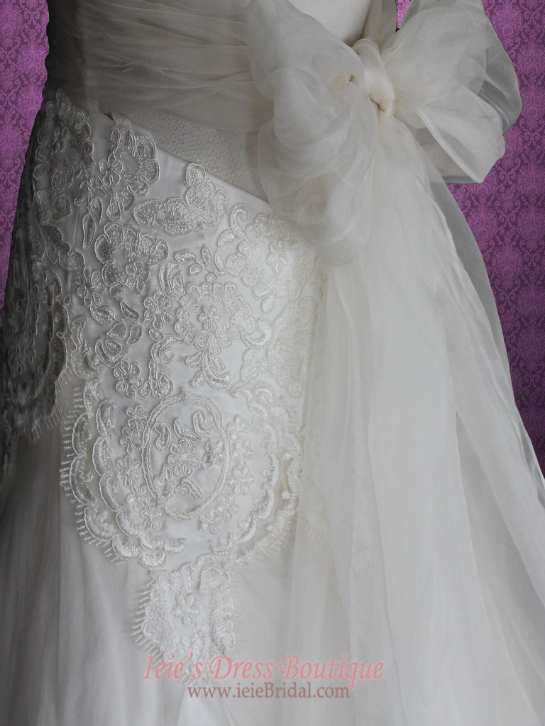 Amy Michelson Grace Inspired Wedding Dress