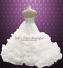 Strapless Wonderstruck Tulle Ball Gown Dress