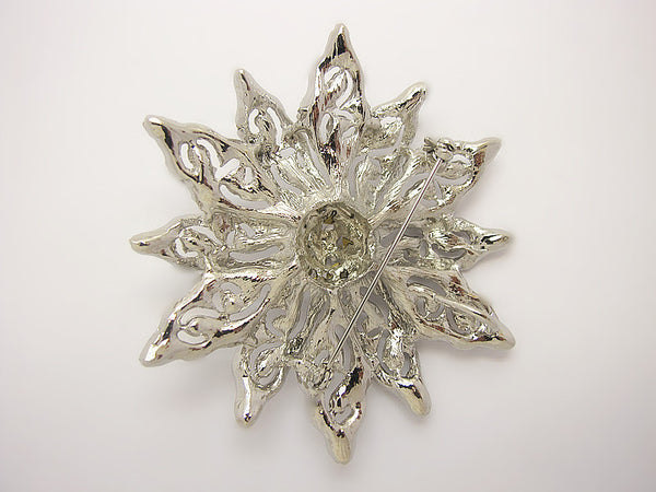 Wedding fashion bridal crystal brooch
