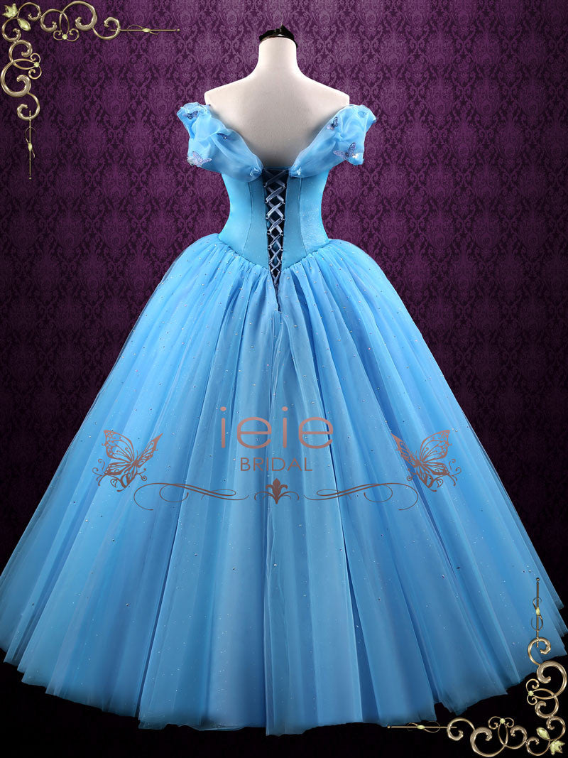 Cinderella Ball Gown Wedding Dresses