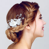 Bridal Comb, Wedding Comb, Crystal Hair Comb | VG2009