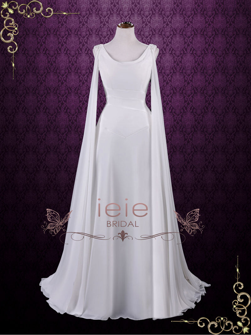 Ophelia Medieval Wedding Gown   Pictures Of Medieval Wedding Dresses