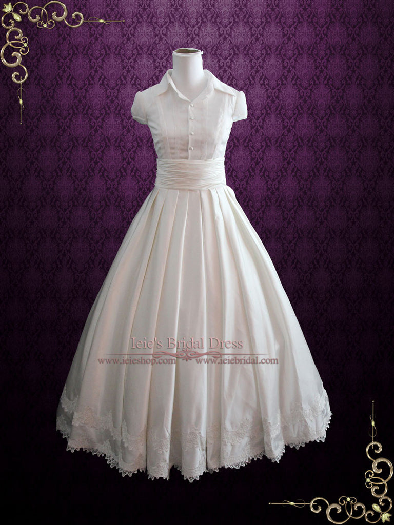 Fairy Tale 2 Piece Ball Gown Wedding Dress