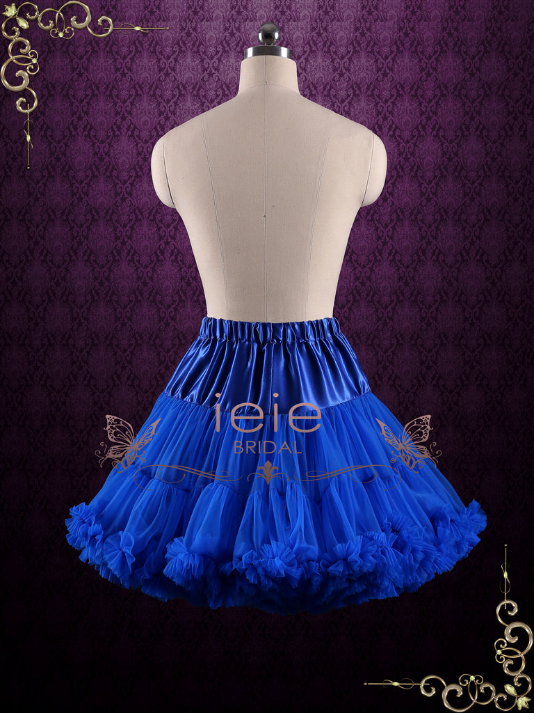 Ruffle Soft Tulle Skirt