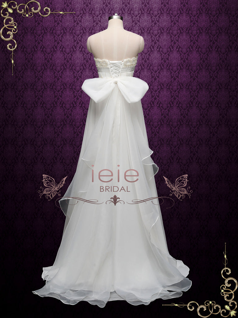 Sailor Moon Princess Serenity Cosplay Wedding Dress USAGI