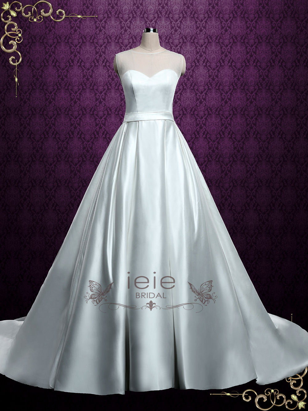 Ball Gown Wedding Dresses | ieie Bridal