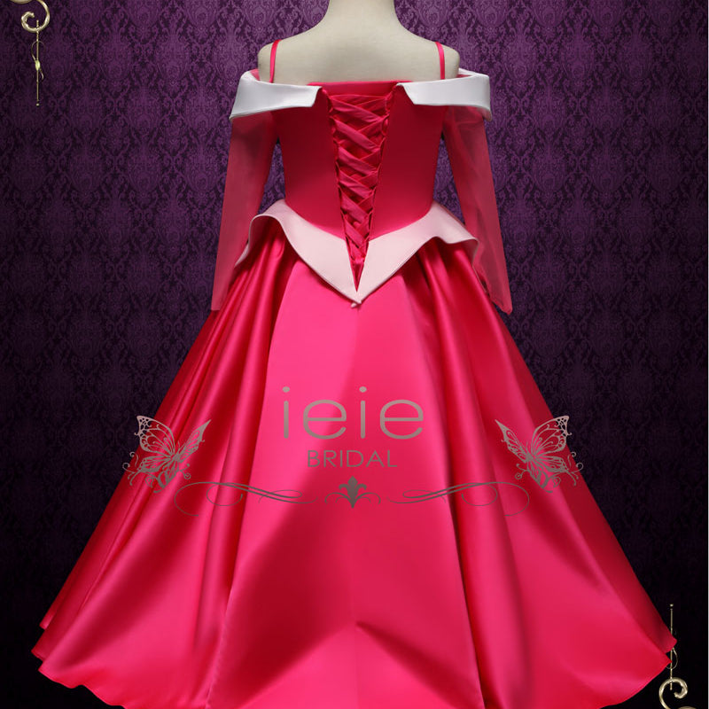 Sleeping Beauty Princess Dress | Auora