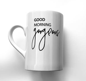 The Healthy Home | Good Morning Gorgeous Mug
