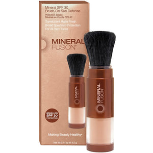 Pre-order | Mineral Fusion | Brush On Sun Defense SPF 30
