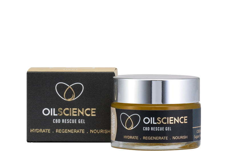 Oil Science | CBD Rescue Gel