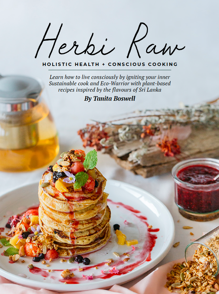 Herbi Raw | Holistic Health + Conscious Cooking