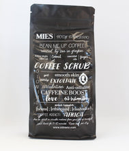 Load image into Gallery viewer, MIES | Body Espresso Coffee Scrub