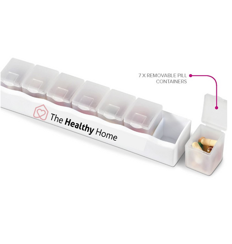 The Healthy Home | Pill Container