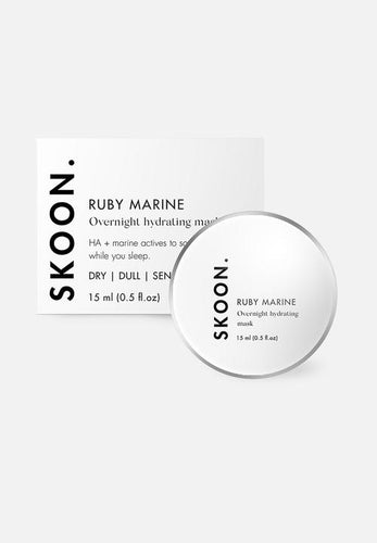 SKOON | Ruby Marine Hydrating Mask
