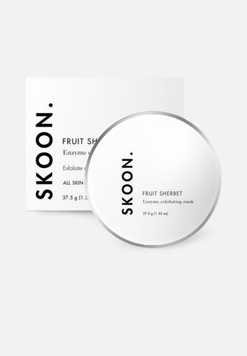 SKOON | Fruit Sherbet Exfoliating Mask