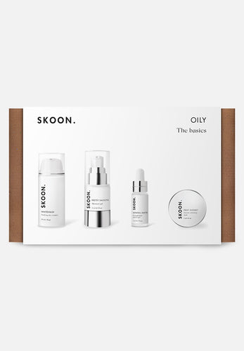 SKOON | Basic 4 Oily Starter Kit