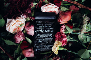 MIES | Body Espresso Coffee Scrub