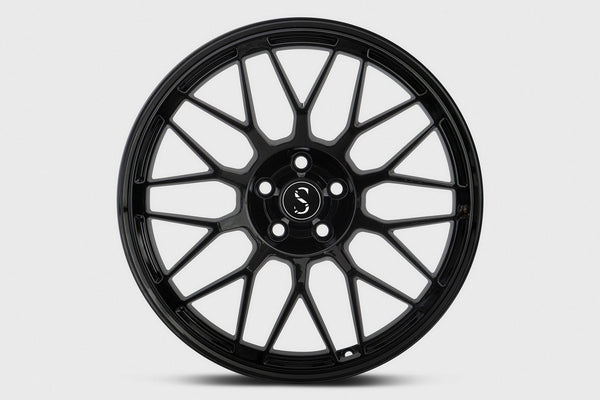 9EVO Alloy Wheel by FONDMETAL
