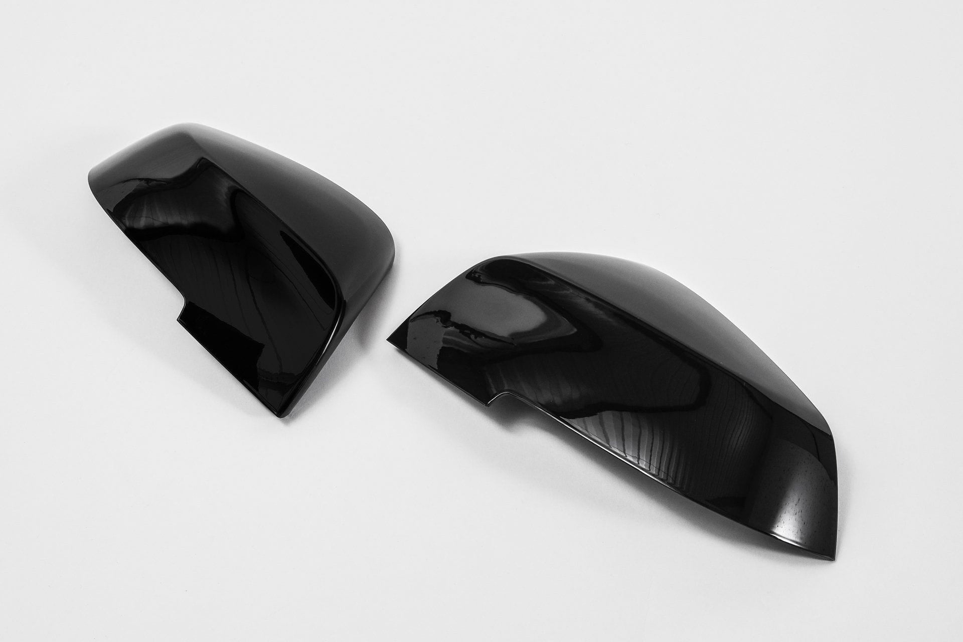 BMW Universal Wing Mirror Covers (1, 2, 3, 4, X1) - Pair