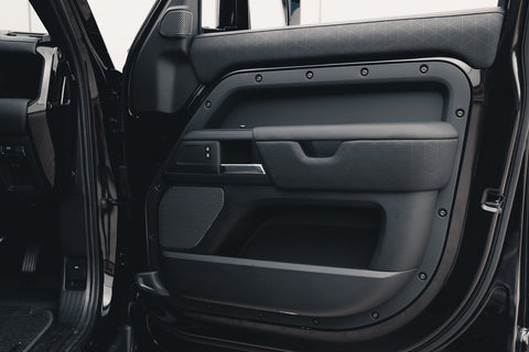 Land Rover Defender 110 Interior Conversion: Blade Design