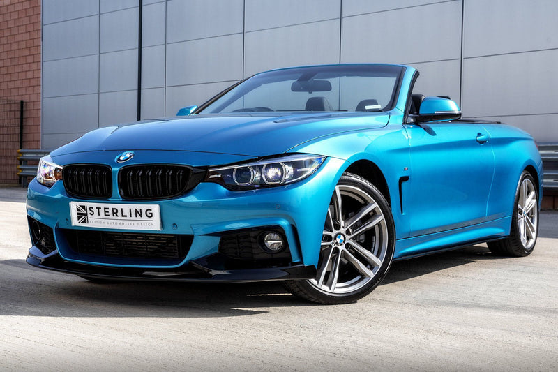 BMW 4 Series Convertible - Type S Exterior Conversion