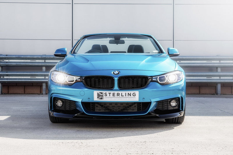BMW 4 Series M Performance Style Twin Slat Grille (F32/F33)