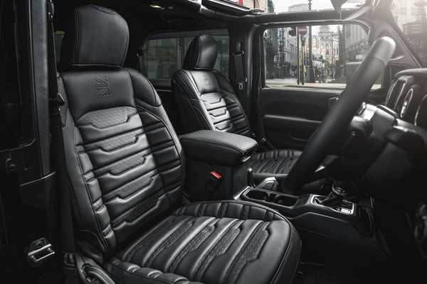 Jeep Wrangler JL Interior Conversion: Blade Design