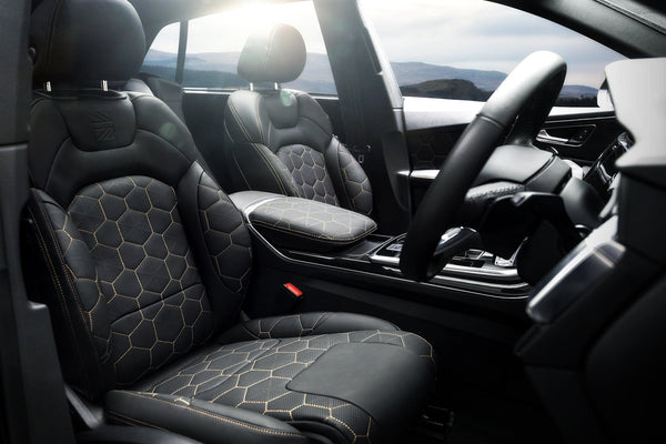 Audi Q8 Interior Conversion: Hemiola Design