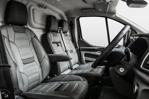 Ford Transit Custom Interior
